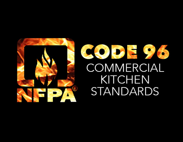 NFPA 96 Fire Code Guide What To Know Bare Metal Standard