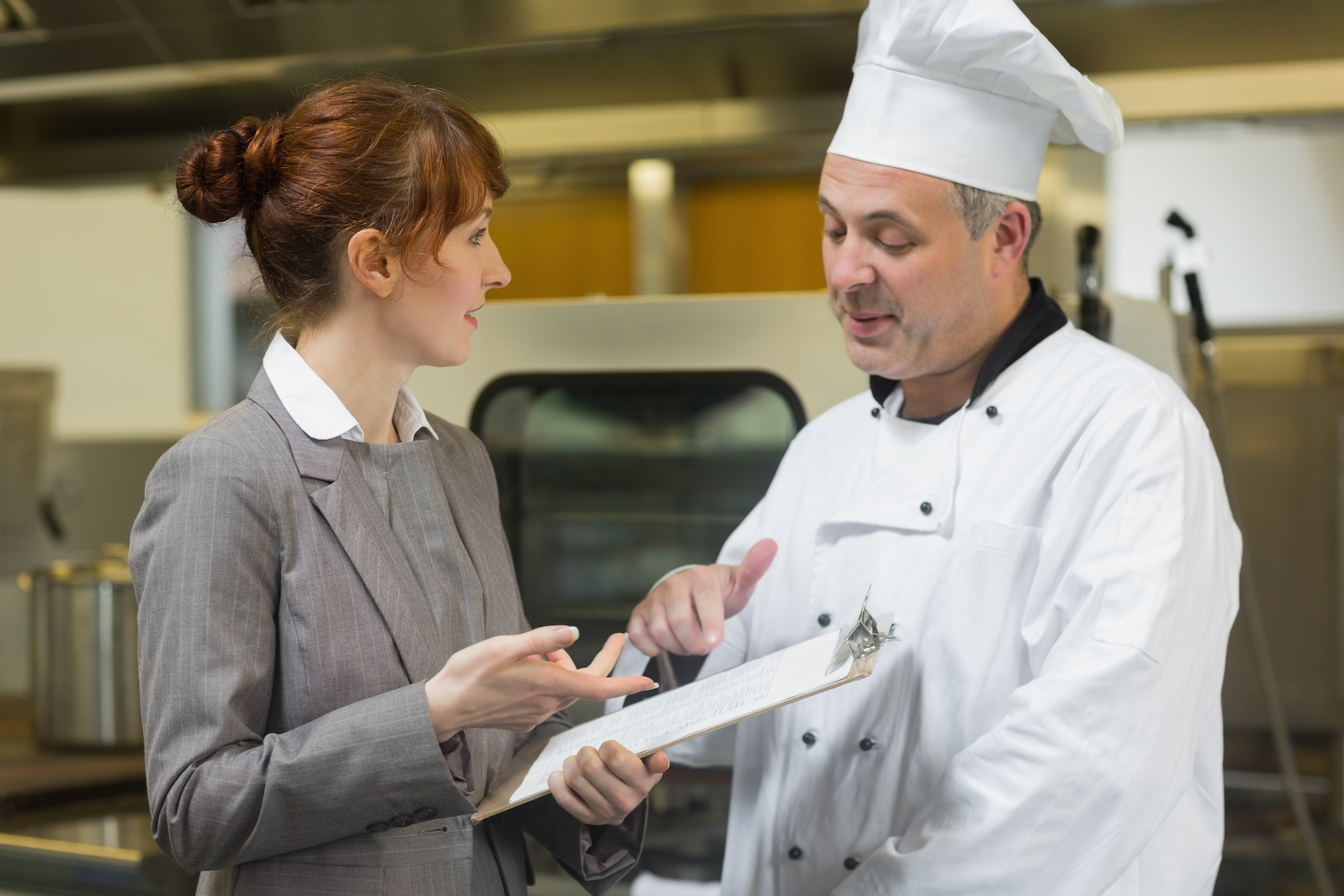 How to prepare for your next commercial kitchen health and fire safety inspection.