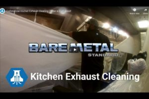 Kitchen Hood Cleaning Services